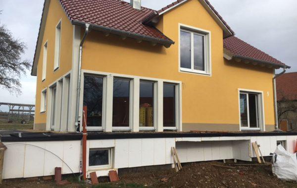 Einfamilienhaus auf Bestand